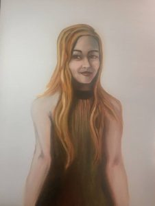 Rhea's Daughter